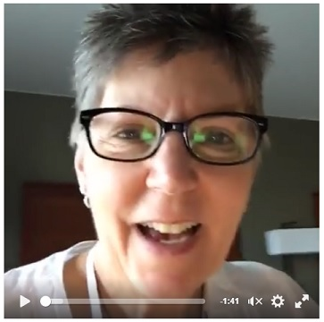 Susan-Facebook-video