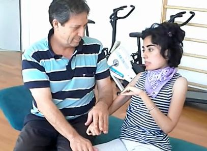 Rett Syndrome Physio Evaluation with Dr. Meir Lotan