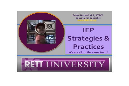 All About IEP Meetings!- Recorded Webinar