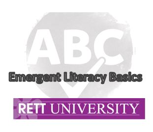 Emergent Literacy Basics- Recorded Webinar