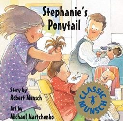 Rett U Book Club: Stephanie's Ponytail