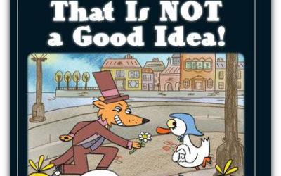 Rett U Book Club: That is NOT a Good Idea!