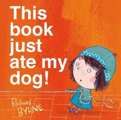 Rett U Book Club: This Book Just Ate My Dog!