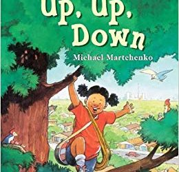 Rett U Book Club: Up, Up, Down