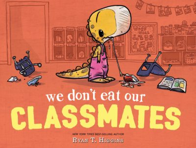 Rett U Book Club: We Don't Eat Our Classmates