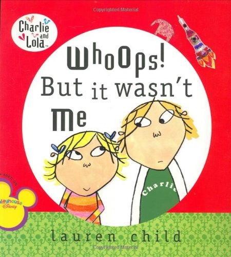 Rett U Book Club: Whoops! But It Wasn't Me