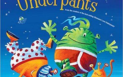 Rett U Book Club: Aliens Love Underpants