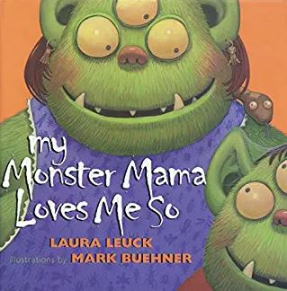 Rett U Book Club: My Monster Momma Loves Me So
